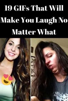 If a picture is worth words, then GIFs are worth about a million or so. Here are 19 GIFs that are perfect for every occasion! Chocolate Brown Hair Color, Brown Hair Colors, Song Qoutes, Perfect Gif, Photography Pics, Wtf Funny, Hilarious, Funny Pins, Stylish Dresses