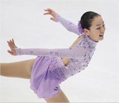 Asada Mao, the most beloved figure skater