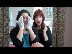 Look Younger Instantly With A 35 Second Eye lift using Facial Exercises #facialexercise #facialmagic