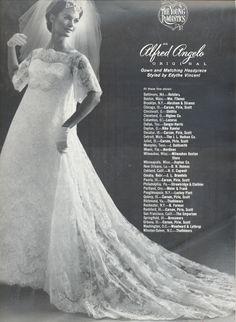 Chanel 60s Wedding Dresses