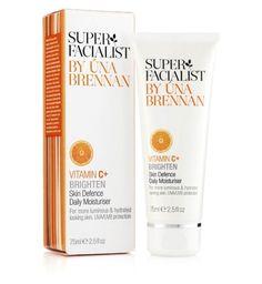 Super Facialist Vitamin C Skin Defence Daily Moisturiser 75ml - Boots