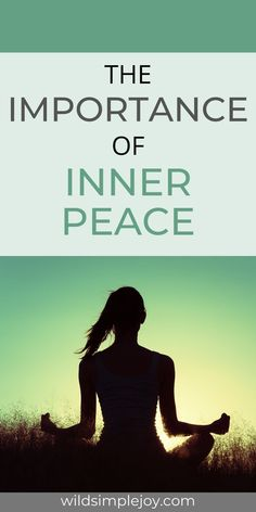 The Importance of Inner Peace – Wild Simple Joy Self Compassion Quotes, Health Psychology, Finding Inner Peace, Emotional Regulation, Mental Health Matters, Mental Strength, Kindness Quotes, Meditation Techniques, Emotional Healing
