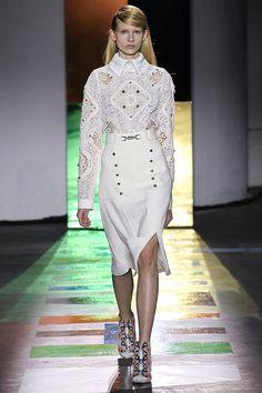 Peter Pilotto Fall 2015 RTW Runway - Vogue