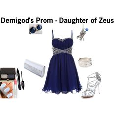 Daughter of Zeus by animalsc on Polyvore