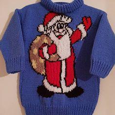 15 x Childrens & Adults Puppy Dog Jumper / Sweater Knitting Christmas Jumpers, Christmas Cats, Christmas Sweaters, Childrens Christmas, Toddler Christmas, Jumper Knitting Pattern, Knitting Patterns Free, Dog Jumpers, Christmas Knitting Patterns