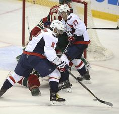 Alex Ovechkin s three goals do the trick against the Wild a3a7d5947