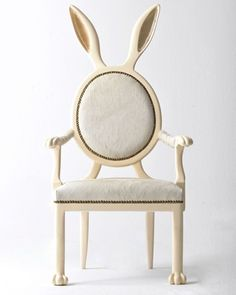 """When you read for the last time in """"Alice in Wonderland""""? Has the crazy story of the little Alice and her miracle crazy friends from Wonderland made an Funky Furniture, Furniture Design, Chair Design, Kids Furniture, Outdoor Furniture, Cream Furniture, Sunroom Furniture, Lacquer Furniture, Victorian Furniture"""