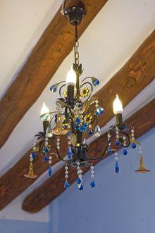 Multiples detalles y todas las comodidades en Casa Rural El Gaiter