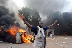 Burkina Faso President Steps Down After Violent Protests
