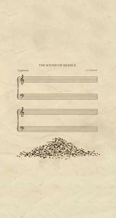 The Sound of Silence significato