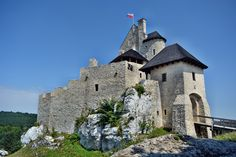 Szlak Orlich Gniazd - Zamek Bobolice