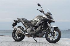 Motorrad Bild: Honda NC750X DCT Statisch und Details