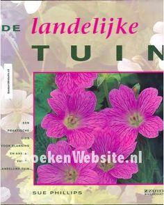 Sue Phillips - De Landelijke Tuin