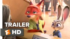 Zootopia Official Sloth Trailer #1 (2016) - Disney Animated Movie HD // how I feel sometimes on the register @ Macy's - call me flaaaaash