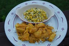 nativeamericannews   nativeamericanencyclopedia.com Source:        Chicken with Indian Corn   Cut chicken into pieces. Cook in stewing kettle. Add washed corn and beans. Season with salt, pepper, and oregano. Keep adding water to prevent drying. This is a festival dish.  nativeamericannews                                                                                                                          ...