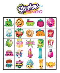 photo about Printable Shopkins Pictures identified as 351 Least complicated Shopkins Printables visuals inside of 2018 Shopkins