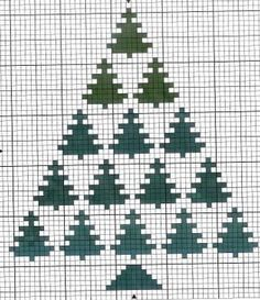 Thrilling Designing Your Own Cross Stitch Embroidery Patterns Ideas. Exhilarating Designing Your Own Cross Stitch Embroidery Patterns Ideas. Xmas Cross Stitch, Cross Stitch Charts, Cross Stitch Designs, Cross Stitching, Cross Stitch Embroidery, Embroidery Patterns, Cross Stitch Patterns, Diy Broderie, Theme Noel