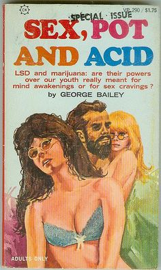 Are their powers meant for mind awakenings or sex cravings? I bet I know which option the author was hoping for.