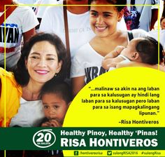 Excerpts from our bloggers' lunch with Philippine senatorial candidate Risa Hontiveros: http://ideacrib.net/2016/04/20/vote-risa-hontiveros/.   #SulongRisa #TheLeaderIWant #PHVote #publichealth #wellnessblog #IdeaCrib