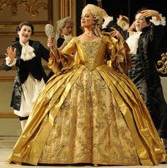 Cheryl Baker as Manon Lescaut