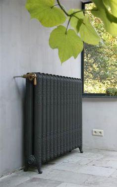 Gietijzeren radiatoren | Fonte Radiatoren ArtDeco Gietijzeren Radiator 4