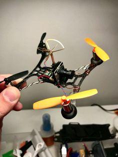 drone avec retour video