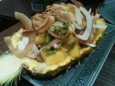 19 ème  49 rue de belleville Lao siam salade papaye boeuf citronnelle