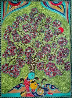 Tree of life by Bharthi Dayal