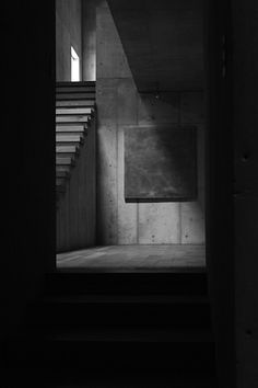 Visions of an Industrial Age: reminds me of the Luis Barragan house in Mexico City Shadow Architecture, Concrete Architecture, Light Architecture, Interior Architecture, Ibaraki, Minimalist Architecture, Light And Space, Brutalist, Light And Shadow