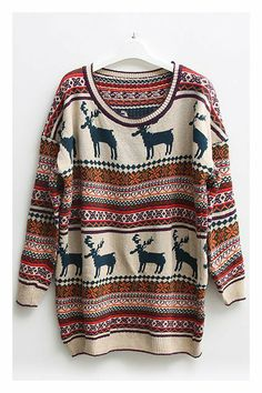 christmas sweaters <3