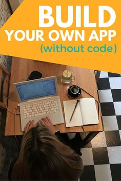 "Learn how to build your app... without code! If you've ever said, ""There should be an app for that"" and don't know how to code, Apps Without Code is for you! Sign up today! http://appswithoutcode.com?source=Pin8"