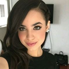 Super cute pic of Sofia Carson