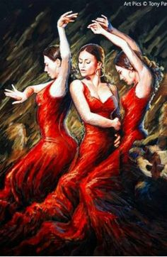 Pink Gem 1 Fine Art Giclee Photographic Print at Artist Rising. Artist Rising is the premier destination for discovering original art, fine art and photography prints, and limited edition art by living artists. Shall We Dance, Lets Dance, Spanish Dancer, Dance Paintings, Ballet Painting, Mosaic Pictures, Flamenco Dancers, Beautiful Paintings, Fantasy Art