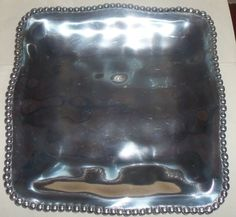 Lenox Organics Aluminum Alloy Square Chip Tray 818107 - $59.39