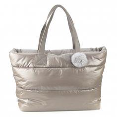 Bolso Shopper acolchado Diaper Bag, Tote Bag, Bags, Fashion, Women's Handbags, Winter, Trends, Women, Handbags