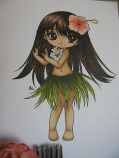 Hula Girl