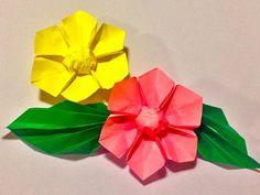 Origami Rose 折り紙 バラ