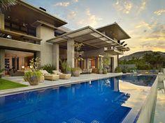 [Vacances] Maison contemporaine en front de mer par Olson Kundig Architects – Cabo San Lucas – Mexique   Construire Tendance
