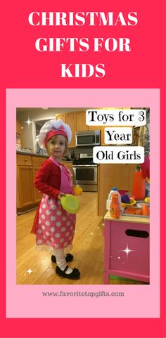 CHRISTMAS GIFTS KIDS - TOYS 3 YEAR OLD GIRLS