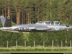 Fouga Magisterial of Finnish Air Force Ww2 Aircraft, Fighter Aircraft, Fighter Jets, Military Jets, Military Aircraft, Finnish Air Force, War Jet, Commercial Plane, Airplane Flying