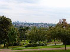 Rompiballe On The Road: London Parks - Alexandra Park #London #Park #Travel #UK #londra #londontour #visitlondon #viaggi