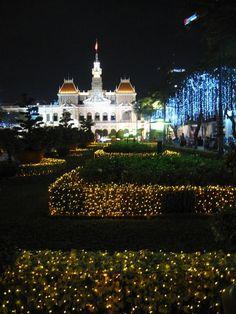Saigon lights