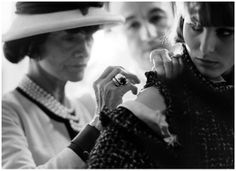 Coco Chanel -   Photo-by-Douglas-Kirkland