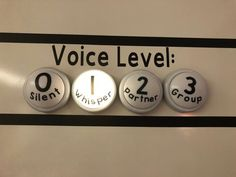 Voice level lights are a perfect way to manage your classroom expectations. - Voice level lights are a perfect way to manage your classroom expectations. You can mount them on t - Classroom Hacks, Classroom Organisation, Classroom Behavior, Classroom Setting, Classroom Design, Future Classroom, Classroom Noise Level, Classroom Decoration Ideas, Classroom Wall Decor