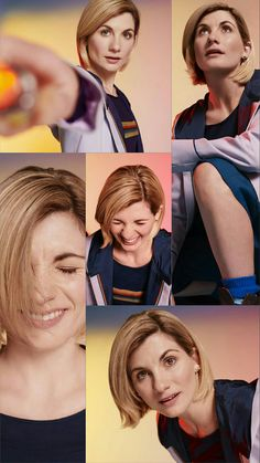 Love you❤ Doctor Who - BBC - Jodie Whittaker - Thirth doctor - The Doctor Geronimo, Jodi Whittaker, 13th Doctor, Doctor 13, Doctor Who Costumes, Doctor Who Wallpaper, Female Doctor, Dalek, Torchwood