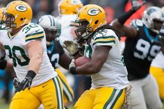 Eddie Lacy is Back! -- It sounds like Eddie Lacy is back where he belongs after being demoted last week. That is focused and back on top of the depth chart. That's good for the Pack.