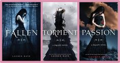 another one of my favorite series :) its about angels and in the only part i didnt like was in the beginning where she was hopping between the two guys lol:) the 4th book rapture is coming out this summer! cant wait to read it :)
