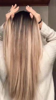 Hairdo For Long Hair, Bun Hairstyles For Long Hair, Cute Hairstyles, Long Straight Hairstyles, Hairstyles For Girls, Formal Hairstyles, Medium Hair Styles, Long Hair Styles, Hair Upstyles