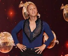 Judge Rinder age 38 in the new series of Strictly Come Dancing 2016.