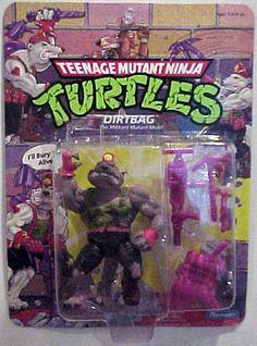 The 10 Best TMNT Supporting Anthropomorphs Ninja Turtle Figures, Ninja Turtle Toys, Teenage Mutant Ninja Turtles, Tmnt Characters, Modern Toys, Toy R, Childhood Toys, Collectible Figurines, Old Toys